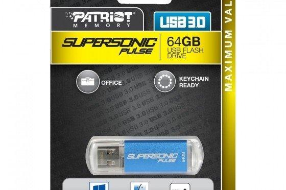 Unidad USB 64 Gb por 20 € puesta en casa