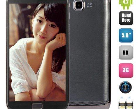 Teléfono móvil Android Gran pantalla 110 €