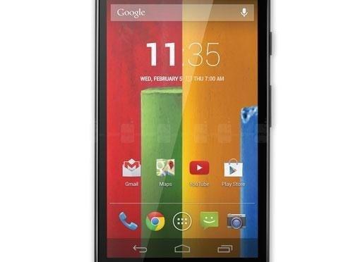 Teléfono móvil Android de calidad y barato! Motorola Moto G 16 GB