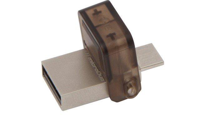 Chollo!!! Pincho USB y MicroUSB a la vez de 32 Gb por 10,85 €