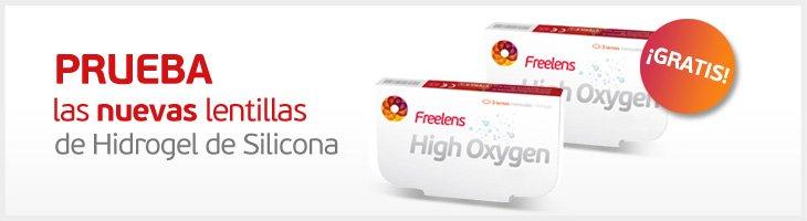 Lentillas gratis durante 1 mes! general optica
