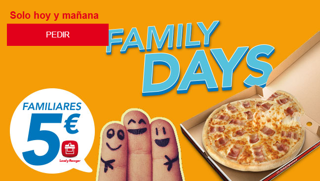 family_days telepizza