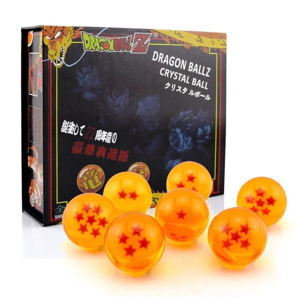 bolas de dragon
