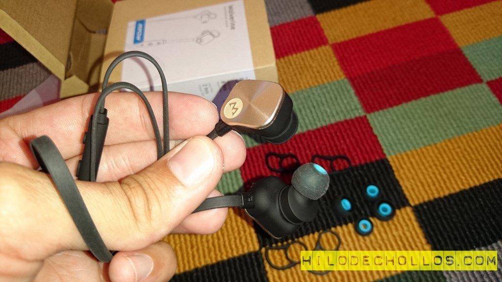 Review Auriculares Bluetooth 4.1 Deportivos