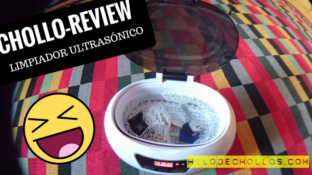 Chollo review Kealive Limpiador Ultrasónico Profesional 600ml