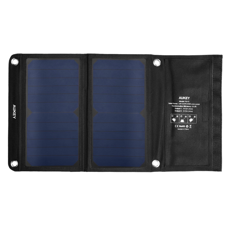 cupón cargador solar