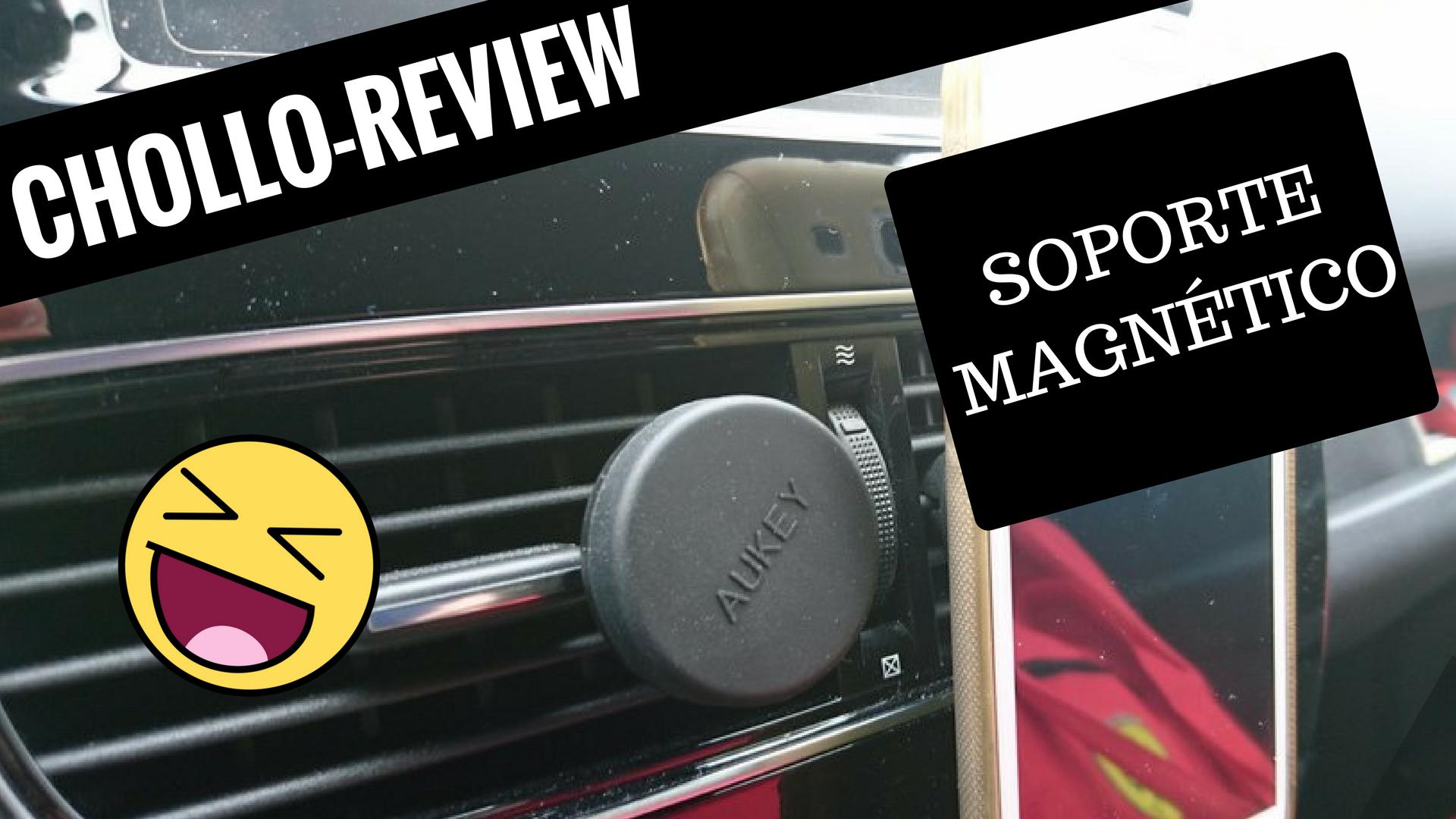 El más barato soporte magnético para tu coche!