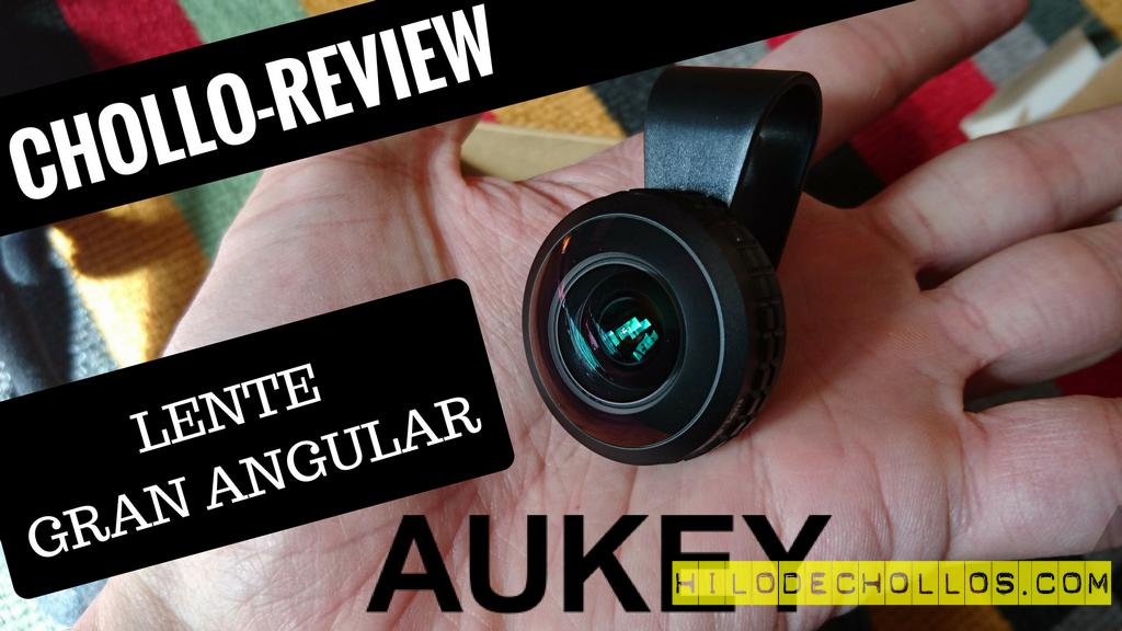 Increible lente gran angular para tu teléfono móvil – Chollo review