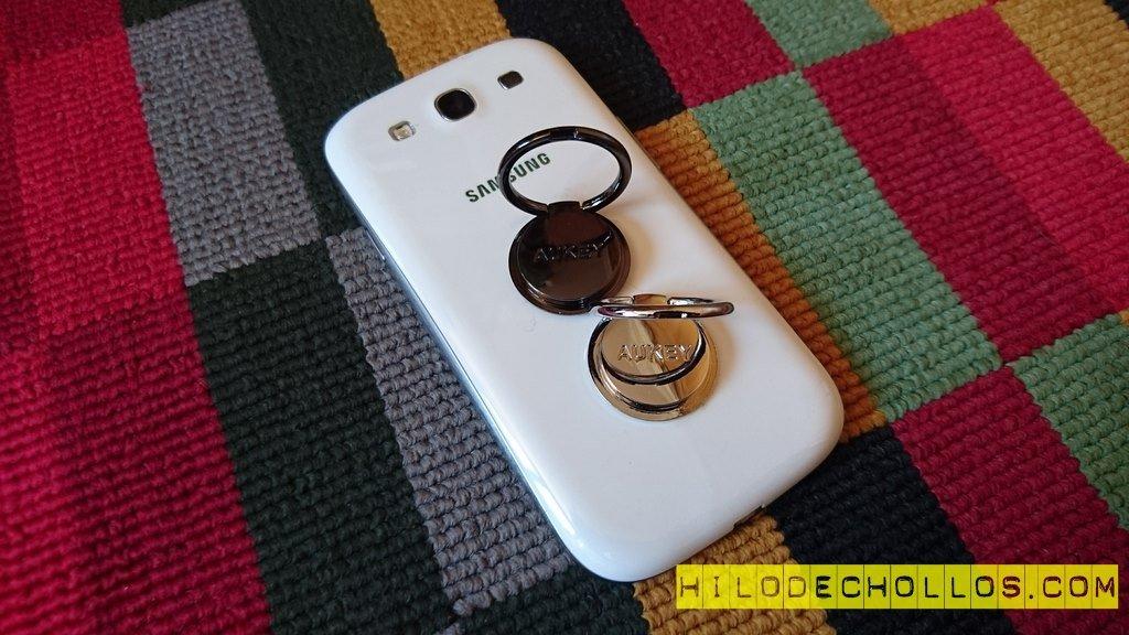 anillo iphone