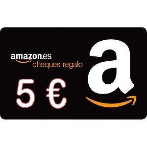 amazon 5 € gratis