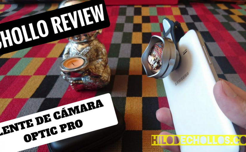 Convierte la cámara de fotos de tu móvil en un teleobjetivo