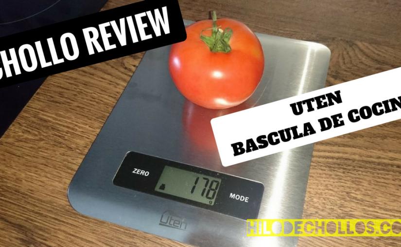 Uten – La mejor báscula de cocina para alimentos