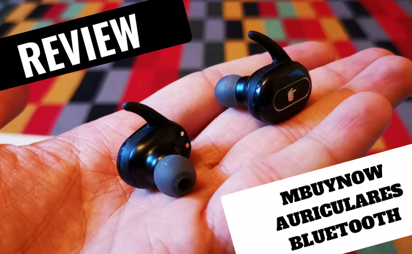 Review Mbuynow Auriculares Bluetooth sin cables