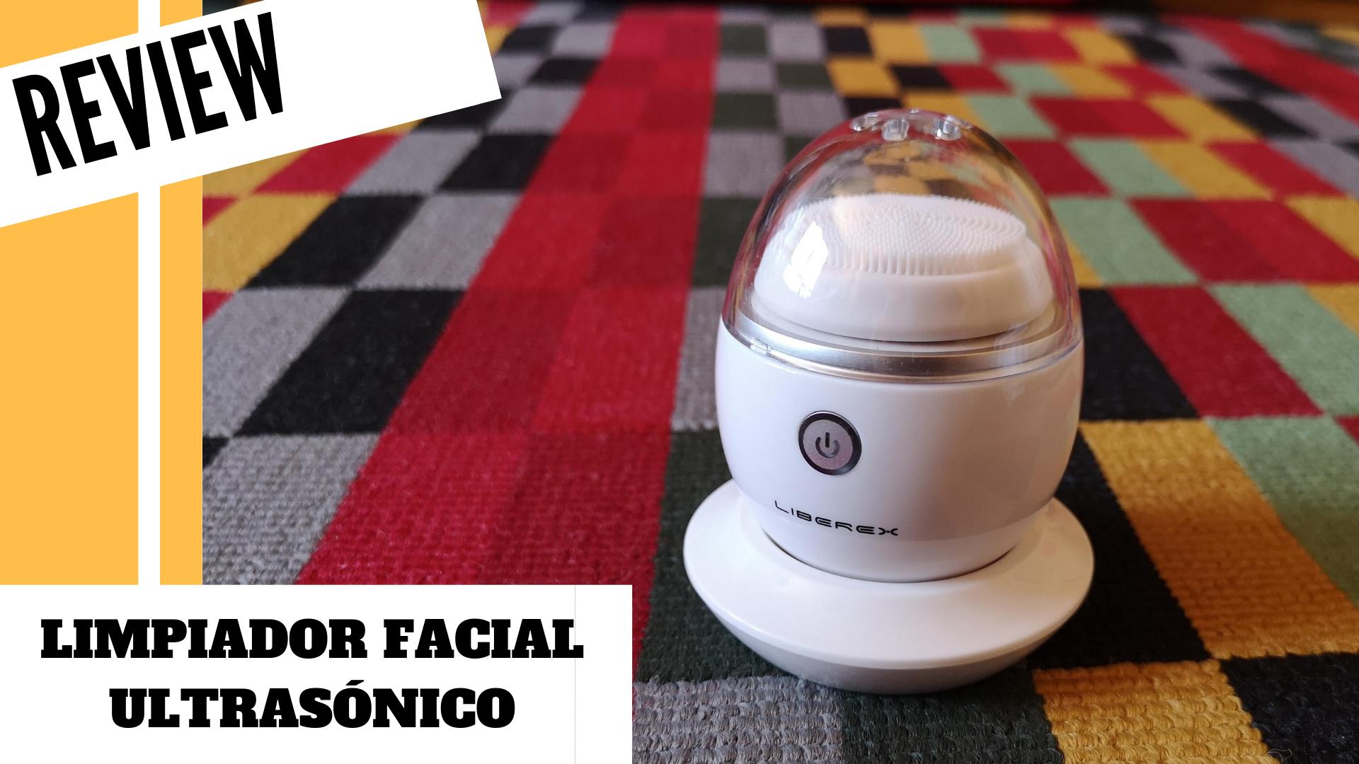 Super limpiador facial ultrasónico para hombres y mujeres! FUNCIONA!
