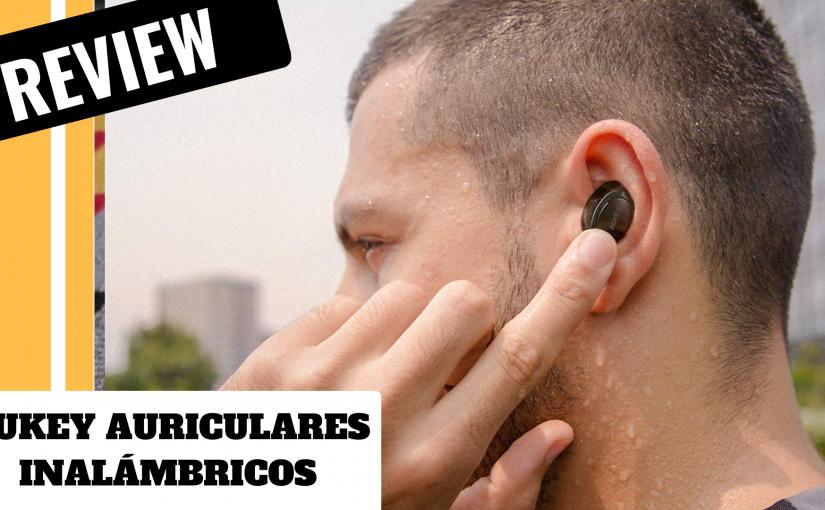 Review los auriculares más PEQUEÑOS de Aukey EP-T16S