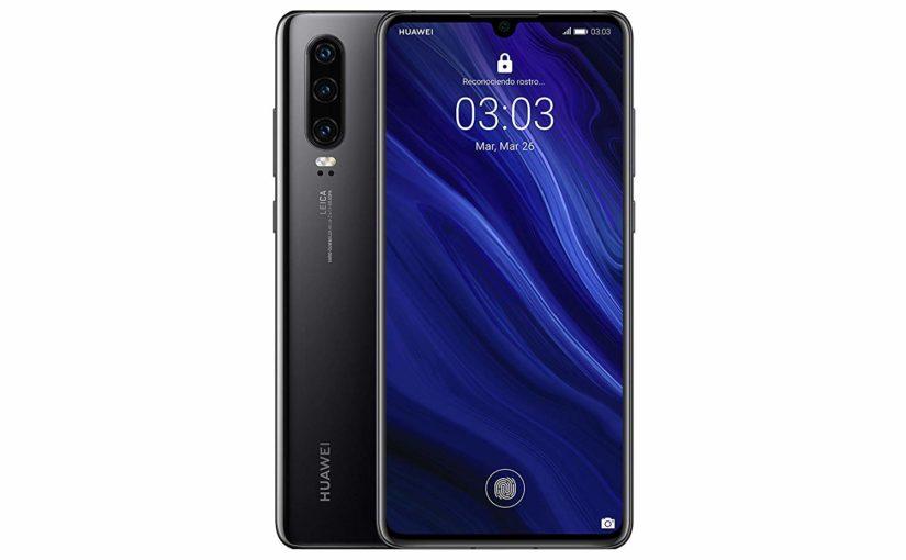 Super bajada de precio Huawei P30 por el Amazon Prime Day
