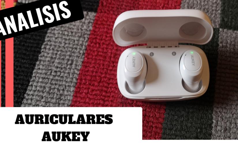ANÁLISIS de los auriculares MÁS VENDIDOS de AUKEY