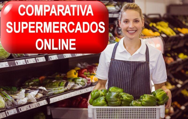 Listado de SUPERMERCADOS ONLINE y formas de pago